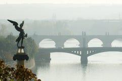 Gamla Prague Arkivbild