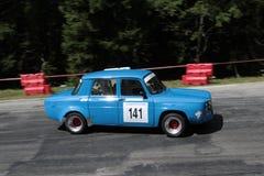 Gamla Renault Gordini Royaltyfri Fotografi