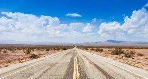 Gamla Route 66 Arkivbilder