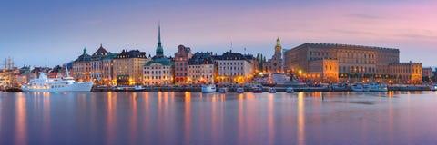 gamla stan Στοκχόλμη Σουηδία στοκ φωτογραφία