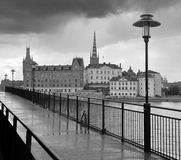 Gamla Stan. Royalty Free Stock Images