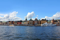 Gamla Stan dictrict in Stockholm Stock Photo