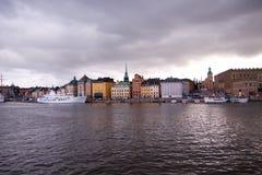 Gamla Stan Estocolmo Imagen de archivo