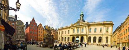 Gamla Stan, Estocolmo, Suecia Imágenes de archivo libres de regalías