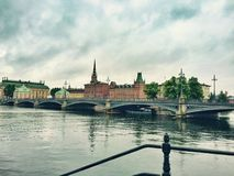 Gamla Stan,old city town of Stockholm, Sweden Stock Photo
