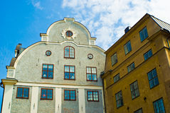 Gamla Stan, Stoccolma, Svezia Immagine Stock Libera da Diritti