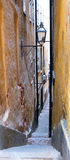 gamla stan stockholm Швеция Стоковые Фотографии RF