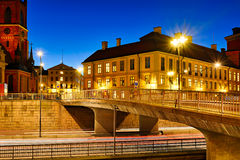 Gamla Stan in Stockholm Stock Photos