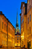 Gamla Stan in Stockholm Royalty Free Stock Photography