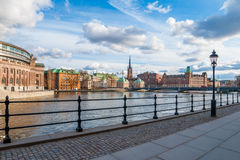 Gamla stan in Stockholm Stock Images
