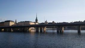 Gamla stan Stockholm Royalty Free Stock Photos