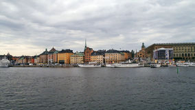 Gamla Stan. Stockholm. Gamla Stan - Old Town Royalty Free Stock Image