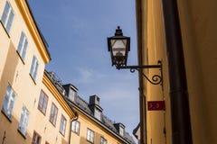 Gamla Stan, Stockholm, Suède Image stock