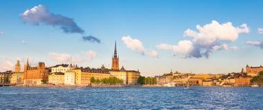 Gamla stan, Stockholm, Suède, Scandinavie, l'Europe Photos stock