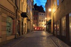 Gamla stan in Stockholm Royalty Free Stock Image