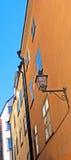 gamla stan stockholm sweden Arkivbild