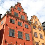 Gamla Stan, Stockholm Stock Photos