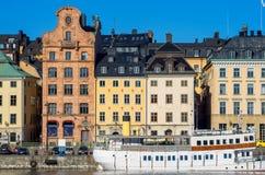 Gamla Stan. Stockholm, Sweden Stock Images