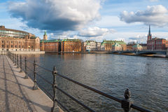 Gamla stan in Stockholm Royalty Free Stock Image