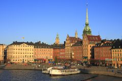 Gamla stan Royalty Free Stock Photo