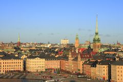 Gamla stan Royalty Free Stock Photos