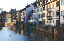 Gamla Strasbourg hus Royaltyfri Bild