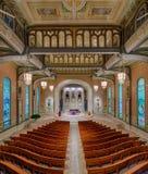 Gamla Sts Patrick kyrka royaltyfria bilder