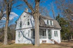 Gamla Tennessee Homestead Arkivfoton