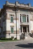 Gamla thermalbad i den forntida staden #3 Arkivfoto