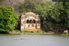 Gamla Tiger Palace Arkivbild