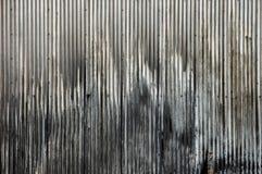 Gamla Tin Sheeting Abstract Background royaltyfri foto