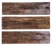 Gamla träplankor Royaltyfri Fotografi