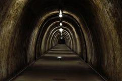 Gamla tunneler Arkivfoto