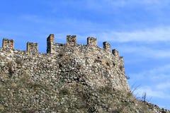Gamla väggar royaltyfri bild