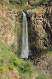 Gamla vattenfall Arkivbild