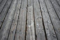 Gamla wood plankor som bakgrund eller textur royaltyfri fotografi
