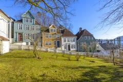 Gamle (old) Bergen Museum in Bergen, Norway Stock Image