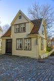 Gamle (old) Bergen Museum in Bergen, Norway Stock Images