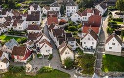 Gamle Stavanger foto de archivo libre de regalías