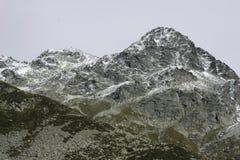 Gamma delle alpi delle montagne Fotografie Stock Libere da Diritti