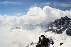 Gamma di alta montagna Immagini Stock Libere da Diritti