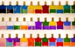 Gamma di colori Fotografia Stock
