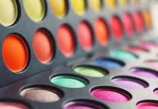 Gamma di colori Fotografie Stock Libere da Diritti