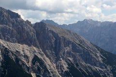 Gamma di Karwendel nelle alpi bavaresi Fotografie Stock Libere da Diritti