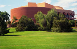 Gammage Auditorium Royalty Free Stock Image