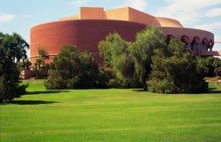 Gammage Auditorium. At Arizona State University, last public commission of famed architect Frank Lloyd Wright Royalty Free Stock Image