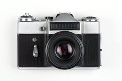 gammal 35mm kamera Royaltyfri Fotografi
