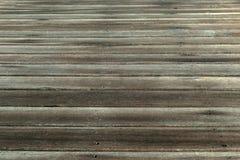 Gammal abstrakt textur av träbräden Royaltyfri Fotografi