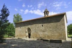 Gammal albanJotari kyrka i Azerbajdzjan Royaltyfri Foto