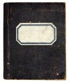 gammal anteckningsbok Royaltyfri Foto
